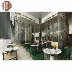 De tela modernos de madera personalizado El Restaurante del Hotel Presidente de Mesa Muebles para Comedor Bar