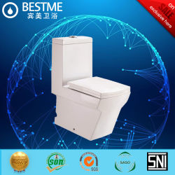 Design exclusivo Wc Cerâmica sanita bidé para casa de banho (BC-1026A)