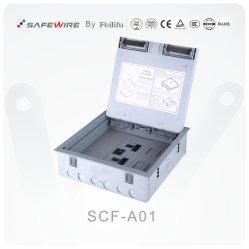 정전기 방지 액세스 플로어 소켓/캐비티 플로어 박스