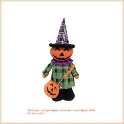 Regali della decorazione di festa del mostro della zucca di Halloween della peluche