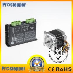2/3 di motore di punto passo passo elettrico ibrido fare un passo di CC del NEMA 23 di fase per la macchina per cucire
