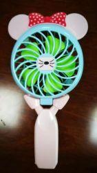 De elektrische Ventilator USB van de Ventilator van de Ventilator van de Hand Draagbare Mini Navulbare