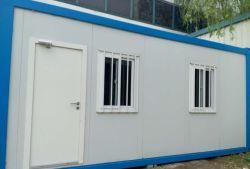 Porta de aço para televisão Pack Contentor House (CHAM-TD02)