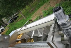 Ausgezeichneter Qualitätskartoffelchip-Produktionszweig/frische Kartoffelchips, die Maschine herstellen
