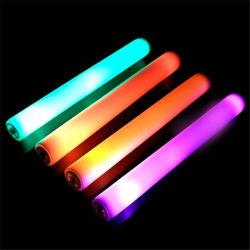 ضوء البيع الساخن رفع ذراع الفوم الوامضة LED