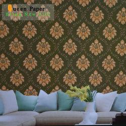 À prova de Design de Interiores decorações de moda de PVC de parede de vinil/papéis de parede