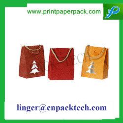 Vestiti di modo & sacchetto di acquisto resi personale del regalo con la maniglia