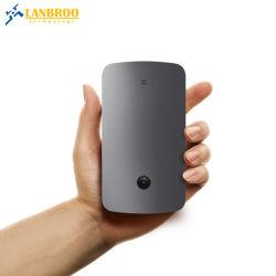 Smart WiFi teléfono móvil Micro proyector DLP Enlace Espejo de apoyo a los teléfonos inteligentes Android/iPhone