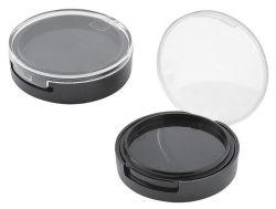 Boîtier compact de maquillage beauté Boîte de fondation de la poudre (BS-1225)