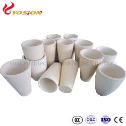 Refraktärer Tonerde-/Ceramic-/Carbon Schmelztiegel Schwefel-/Graphite-/Clay