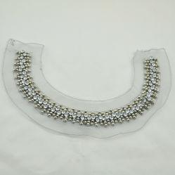 Commerce de gros de bijoux encolure applique pour le collier de maillage