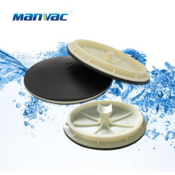 Простота установки диска круглые черные аэрация тонкой купол мембраны диффузор