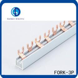 La horquilla de pin de cobre flexible de cobre aluminio Busbar Bus Bar