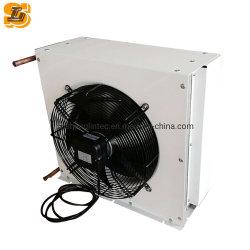 China agua refrigeradores de aire Fábrica con aleta amarilla dorada