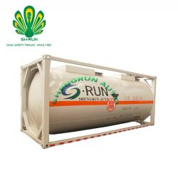 Hochwertiger ätzendes Soda-Becken-Behälter-Kraftstofftank LPG-Becken-Behälter