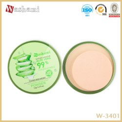 Washami Aloe Vera Kosmetik Gesicht Make-Up Kompakt-Pulver
