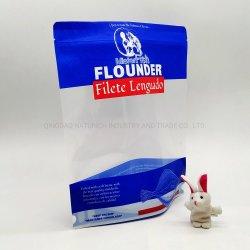 Sacchetto di plastica Frozen dei pesci congelati Frozen/gambero e di plastica dei frutti di mare del sacchetto di imballaggio per alimenti del sacchetto del gambero e dei pesci