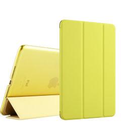 3 In1 디자인 플라스틱 뒤표지 + PU iPad 직업적인 9.7를 위한 풍부한 덮개 케이스