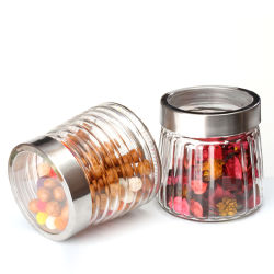 Fabrik-Preis-Milch-Puder-Glas-Tee macht Wein-Dosen-Wein-Glas ein