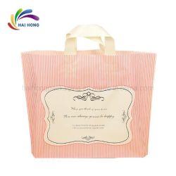 Oferta promocional sacola plástica sacos de PE para lojas de vestuário