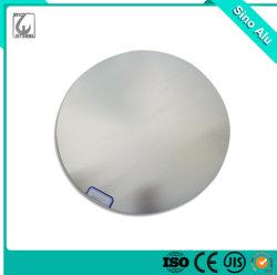 Finition en aluminium d'usine UN5005 H34 à protéger le film pour ondulé Chambre tôle de toit