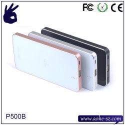 Bank 5000mAh van de Macht van China de Veilige Mobiele voor iPhoneLader