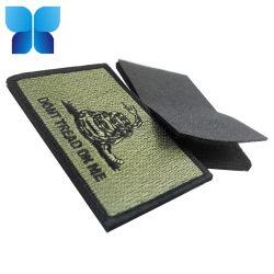 Custom 3D Ferro sobre patches Bordados Patches do Braço da marca College Patches bordados
