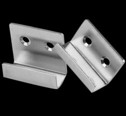 大きいステンレス鋼のタイルハングコード陳列だなの鋼鉄単一のホックのタイルのペンダント