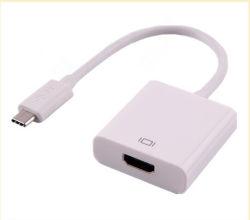 USB 3.1 Type-C USB C-HDMI コンバータ 1080p
