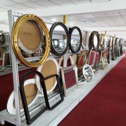 Dekorative geschnitzte gestaltete hölzerne Wand-Spiegel für Hauptdekoration