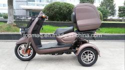 配達電気三輪車、電気スクーター