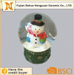 Полимерная смола снежную бабу фигурка Custom снега всему миру производителей