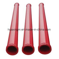 Tubo della pompa per calcestruzzo di Dn125 St52 per il camion della pompa per calcestruzzo