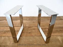 """Moderne Prüftisch-Beine, 16 """" Rahmen-Gefäß-Kaffeetisch-Beine"""