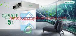 Qualidade do ar interior, Ceia recuperar calor Slim (XHBQ-B1.0T ventilador/TL- B3.5T/TL)