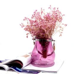 El mejor precio Cristal Decroation Jarrón de flores o decoración de velas