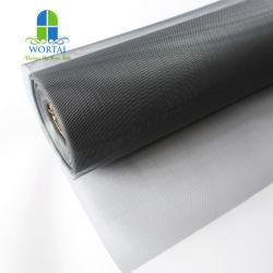 Malha de fibra de vidro cinza Anti Insetos Voar Mosquiteiro tela da janela