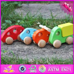2016 оптовой моды детский деревянный мини-погрузчик игрушка W04A279