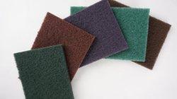 Esfregões abrasivos de limpeza forte Almofada de limpeza produtos de limpeza de cozinha