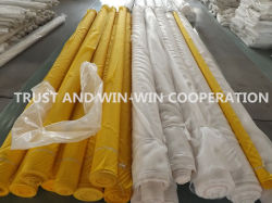 Migliore fabbrica della maglia di stampa di qualità 100t-15D/40um-65inch/165cm-Screen