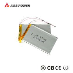 UL 403048 аккумулятор 3,7 В 550 Мач литий-полимерные работа без подзарядки аккумуляторной батареи Lipo