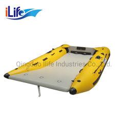 Ilife Nouveau modèle/Chine usine OEM/ Catamaran bateau de course