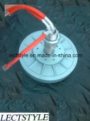 Pmg260 1Kw 600rpm Aerogenerador de Eje Vertical del alternador Coreless Disco Rotor exterior 3 Fases generador de imanes permanentes