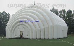 Salle de sports abri gonflable tente de l'événement