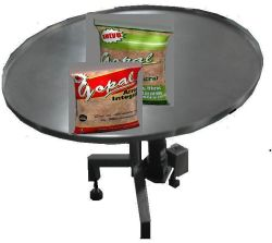 إخراج طاولة التعبئة الدوارة لجمع الطعام Jy-T