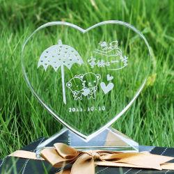 愛ギフトのための水晶中心賞