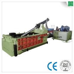 Empacadora de chatarra hidráulica máquina empaquetadora de enfardado//.
