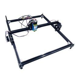 15W grabadora láser para acero inoxidable y metal blando