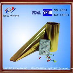 L'emballage capsule en aluminium avec U. S. La FDA et de certificat ISO