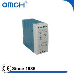 MDR-40-48 48V 0.83A 39W 단일 출력 산업용 DIN 레일 전력 공급